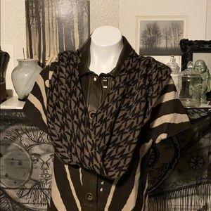 Michael Kors unisex scarf men's women scarf